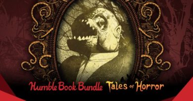 ET Deals: Tales of Horror Humble Book Bundle Starting at $1 11