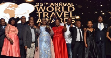 African hospitality honoured by World Travel Awards in Durban 2