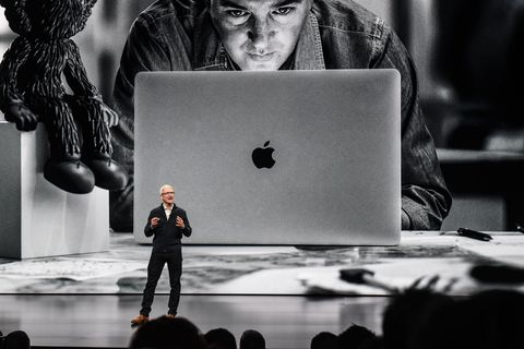 Apple Revealed an All New iPad Pro, Mac Mini, and MacBook Air in Brooklyn Today 3