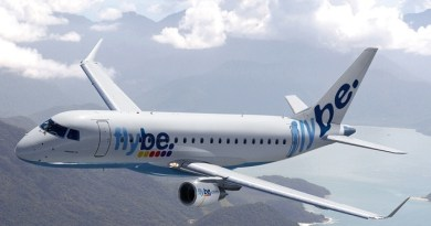 Virgin Atlantic 'reviewing its options' with Flybe 2