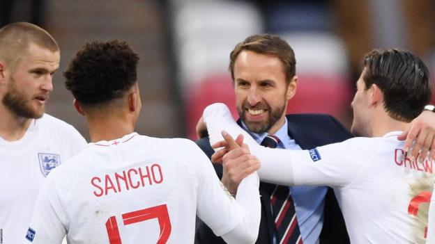 Nations League: England to face Netherlands in semi-finals 6