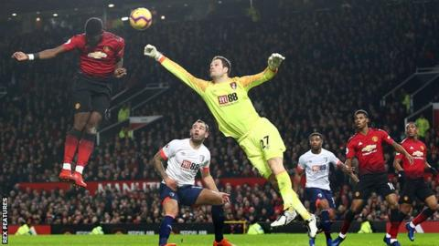 Man Utd 4-1 Bournemouth: Ole Gunnar Solskjaer says he is not purely focused on attack 5