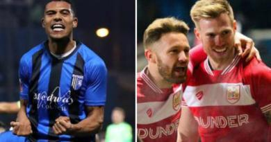 FA Cup round-up: Gillingham shock Cardiff and Bristol City surprise Huddersfield 3
