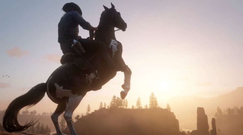 The Only Part of 'Red Dead Redemption 2' That Matters Is My Horse 8
