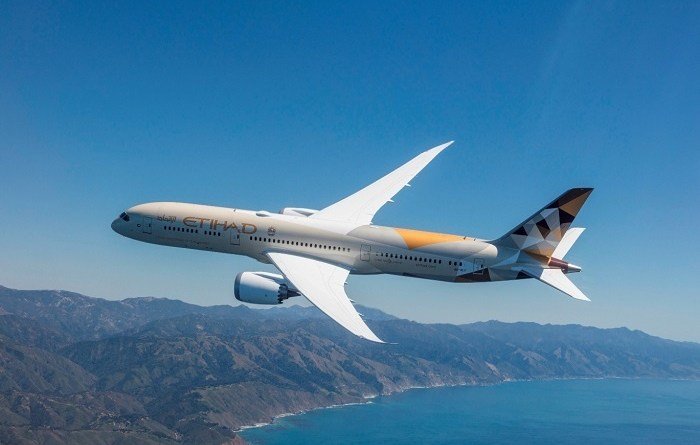 Etihad Airways records best on-time performance since 2010 3