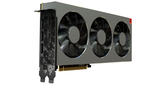 AMD Radeon VII Won't Offer Full-Speed Double Precision 1