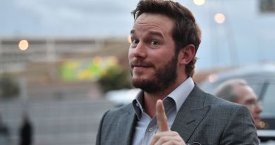 Praise the Lord, Chris Pratt Is Going on a Bible Diet 3