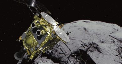 Japan's Hayabusa 2 Probe Is About to Shoot an Asteroid 4