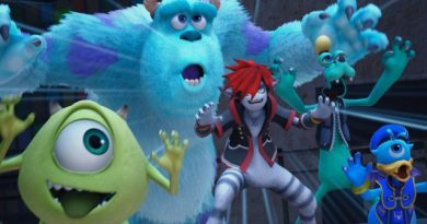 Kingdom Hearts III Has Frame Rate, Pacing Problems 2
