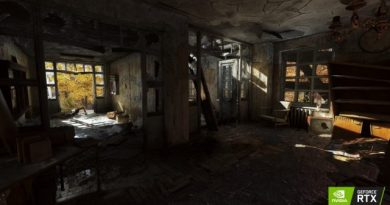 Metro Exodus Makes Much Stronger Case for Nvidia RTX Ray Tracing, DLSS 3