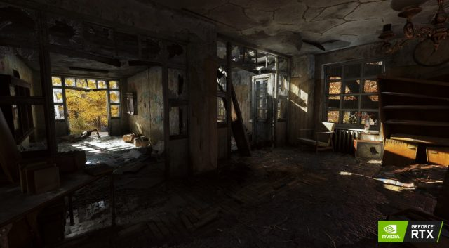 Metro Exodus Makes Much Stronger Case for Nvidia RTX Ray Tracing, DLSS 7