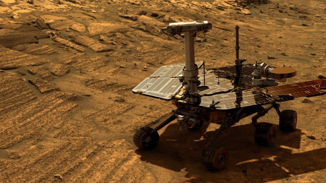 After 15 Years, NASA Officially Ends Opportunity Mission on Mars 24