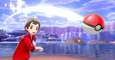 Everything We Know About Pokémon Sword and Shield for Nintendo Switch 1