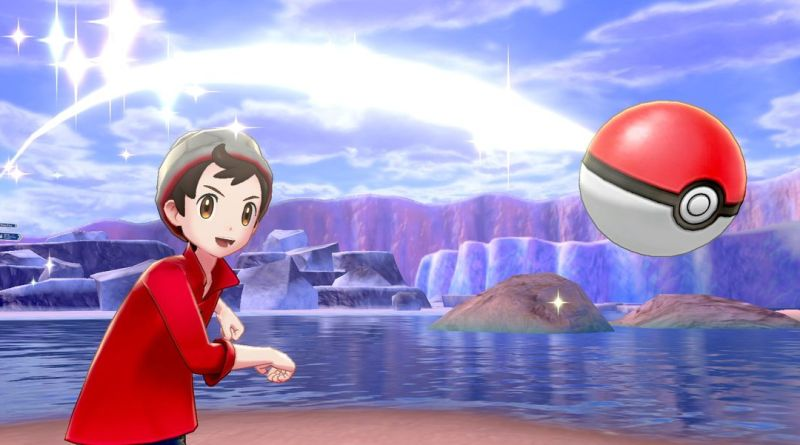 Everything We Know About Pokémon Sword and Shield for Nintendo Switch 4