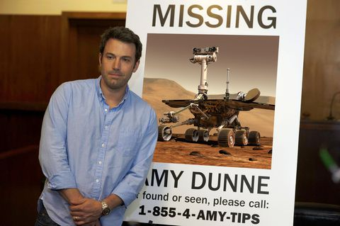 Goodbye, Mars Opportunity Rover. Here's to What We Had. 1
