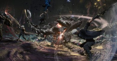 Devil May Cry 5 Plays Like a Dream, But It's a Nightmare on Xbox One S 3