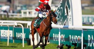 Grand National: Tiger Roll becomes first back-to-back winner since Red Rum 2