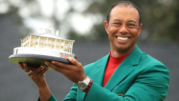 Tiger Woods: Masters win follows career doubts and changes children's perspective 3