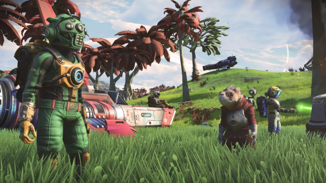 No Man's Sky VR Wins Praise, 'Beyond' Promises Major Improvements 3