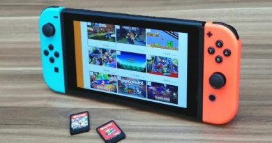 Report: Smaller Nintendo Switch to Arrive Before More Powerful Version 2