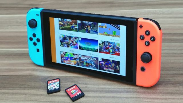 Report: Smaller Nintendo Switch to Arrive Before More Powerful Version 1