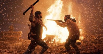 'Days Gone' Makes Smart Use of Unreal Engine 4 on PS4 2