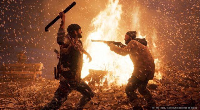 'Days Gone' Makes Smart Use of Unreal Engine 4 on PS4 4