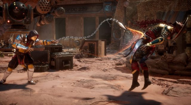 Mortal Kombat 11 Slices Its Way Into Our Hearts, Grinds to a Halt 7