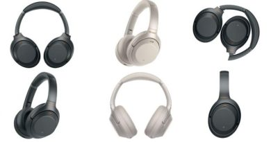 ET Deals: Sony WH1000XM3 Wireless Noise-Cancelling Headphones for $300 2