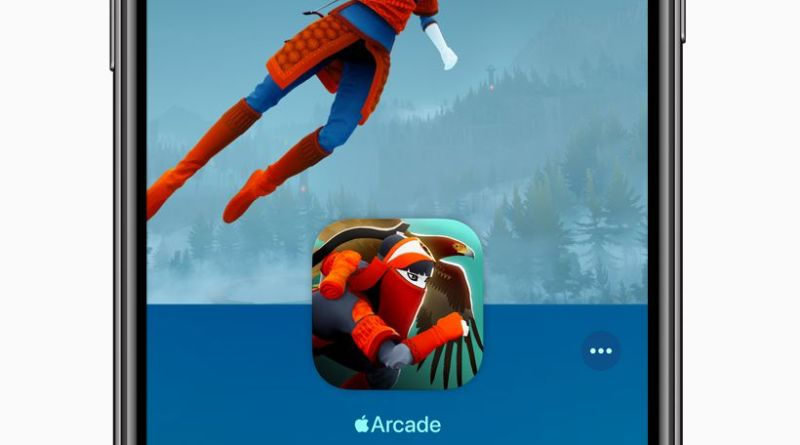 Apple Is Spending $500 Million on New Video Games, Including a Bunch of Indie Titles 8