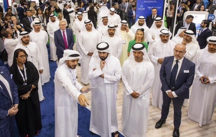 Royal guests as Arabian Travel Market gets underway in Dubai 3