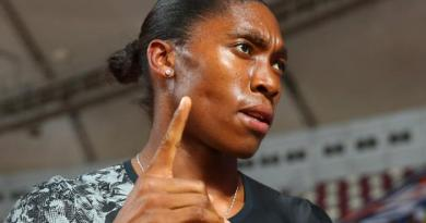 Diamond League: Caster Semenya wins 800m in Doha two days after losing case against IAAF 3