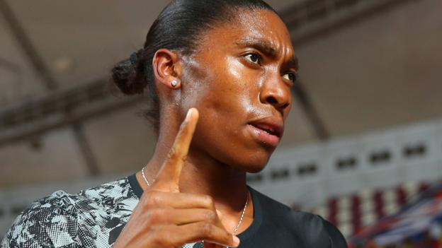 Diamond League: Caster Semenya wins 800m in Doha two days after losing case against IAAF 9