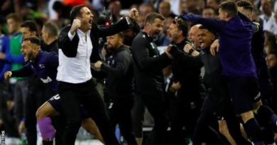 Leeds United 2-4 Derby County (3-4 agg): Jack Marriott scores twice to send Rams to Wembley 4