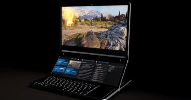 Intel's New Dual-Screen Honeycomb Glacier Laptop Prototype Drives Computex Buzz 3
