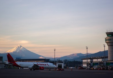 Mariscal Sucre International Airport, Quito, adds global connections