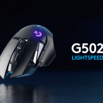 Logitech's G502 Lightspeed Adds Wireless to Beloved Gaming Mouse