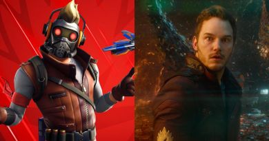 Fortnite Added a Star-Lord Skin to Its Already-Awesome Avengers: Endgame Collaboration 4