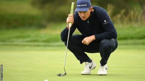 US Open: Justin Rose trails Gary Woodland with McIlroy & Koepka in contention 1