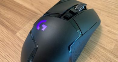 At a Glance: Logitech G502 Lightspeed Wireless Gaming Mouse Review 8