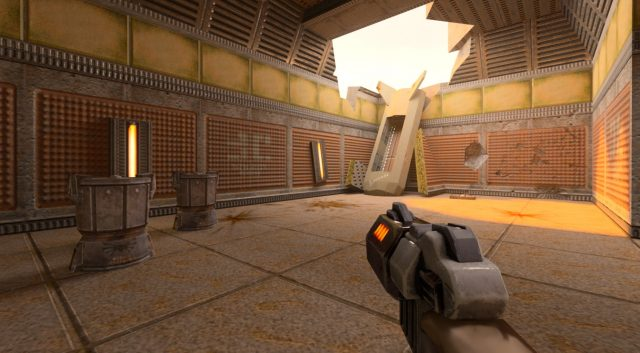 Nvidia Announces Ray-Traced Quake II Coming June 6 6