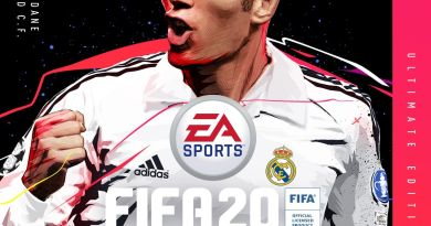 Zinedine Zidane, Soccer Legend, Is a FIFA 20 Cover Star 2
