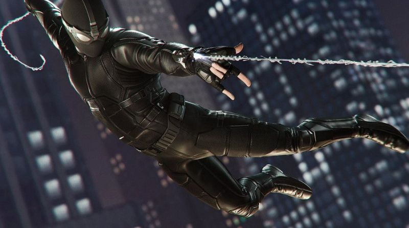 Insomniac's Spider-Man PS4 Just Added Cool Far From Home DLC Suits 1