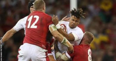 Wales 13-6 England: Wales top world with England revenge win 1