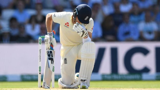 Ashes 2019: England 67 all out as Australia close in on Ashes 5