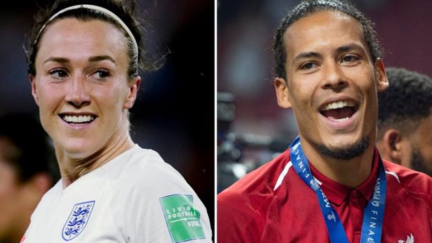 Uefa Player of the Year: Lucy Bronze and Virgil van Dijk win awards 13