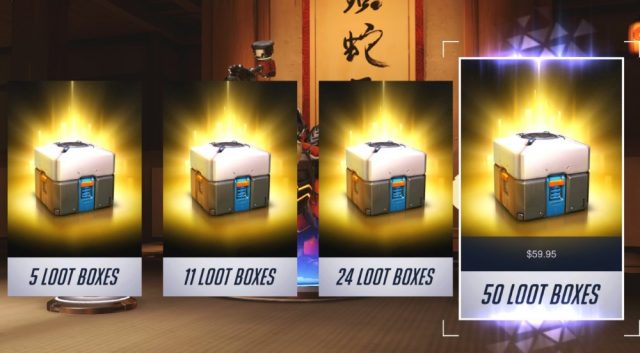 Sony, Microsoft, and Nintendo Will Require Loot Box Drop Rate Disclosures 1