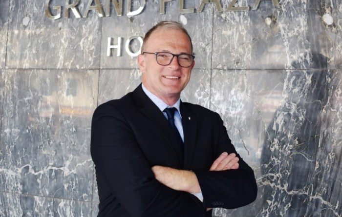 Fantoli appointed general manager at Time Grand Plaza Hotel, Dubai 1