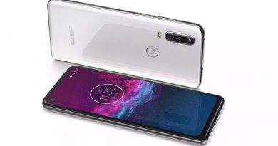 The Motorola One Action Wants to Be a GoPro Smartphone 7