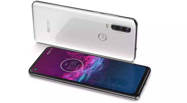 The Motorola One Action Wants to Be a GoPro Smartphone 1